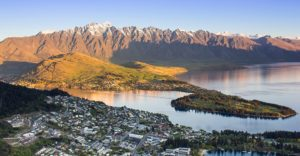 Global Achievers packing for fun in Queenstown