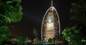 5 more #MyDubai moments displayed at Burj Al Arab