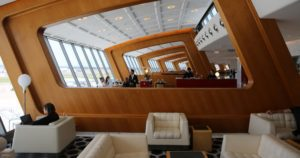What really goes on in Sydney's Qantas International First lounge?