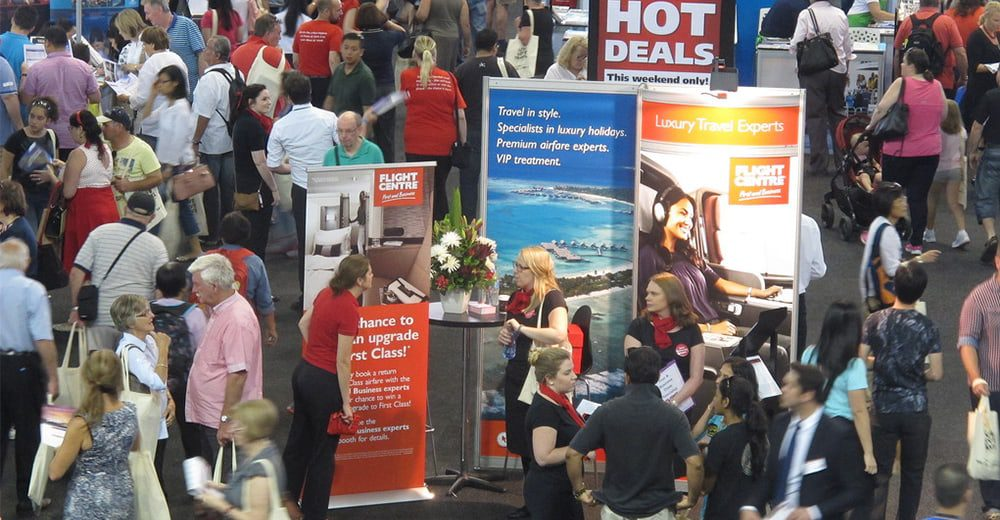 5 TOP TIPS: How To Win At Travel Expo, A Guide For Customers