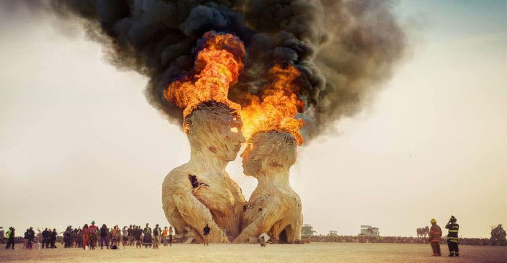 BURNING MAN: What's so cool about the festival & how do you even get there?