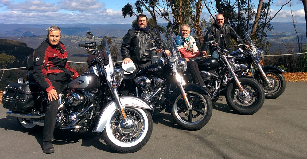 EagleRider and Harley-Davidson prove to be a perfect match