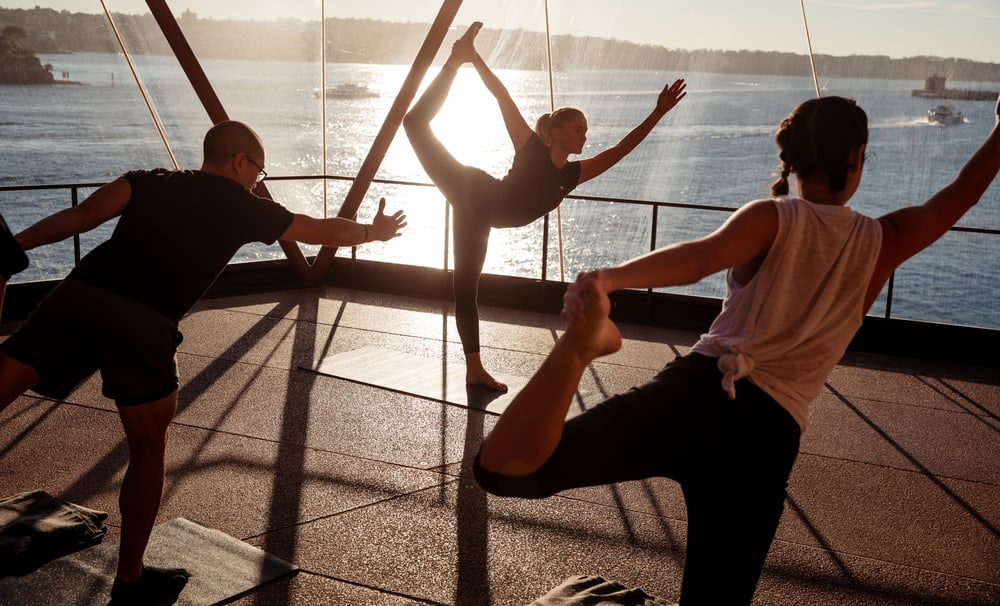 CITY ZEN: Salute the winter sun at Opera House yoga