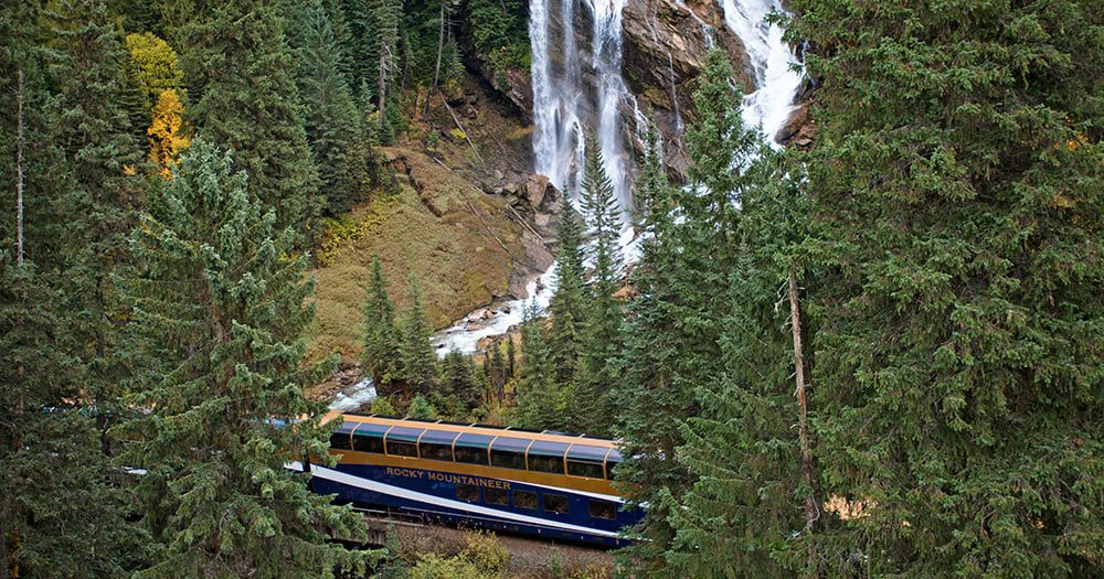 With new packages and bonus offers, 2019 is set to rock with Rocky Mountaineer