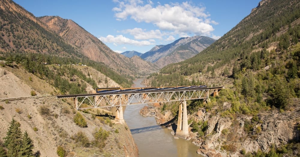 GET ONBOARD: Become a Rocky Mountaineer Specialist