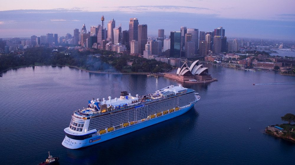 COME SEEK: book Royal Caribbean with Creative Cruising and win a cruise for two!