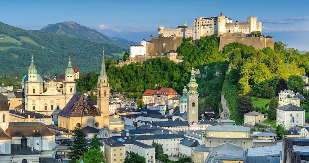 THE HILLS ARE ALIVE: 48 Hours in Salzburg