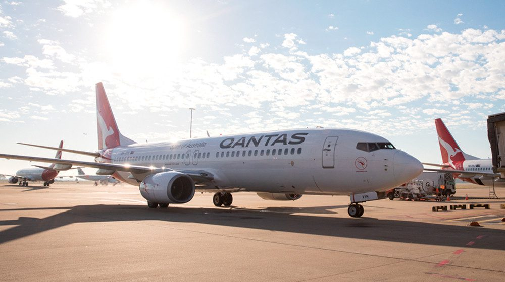STREWTH, $99 FLIGHTS: Qantas' int'l & local network is on sale for 8 days!