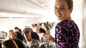 WAR ON WASTE: Air NZ removes plastic bottles from Business & Premium cabins