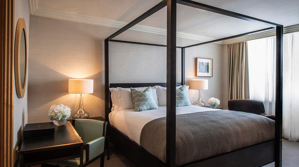 HOTEL REVIEW: The 'Best Hotel in Ireland', The Westbury Dublin