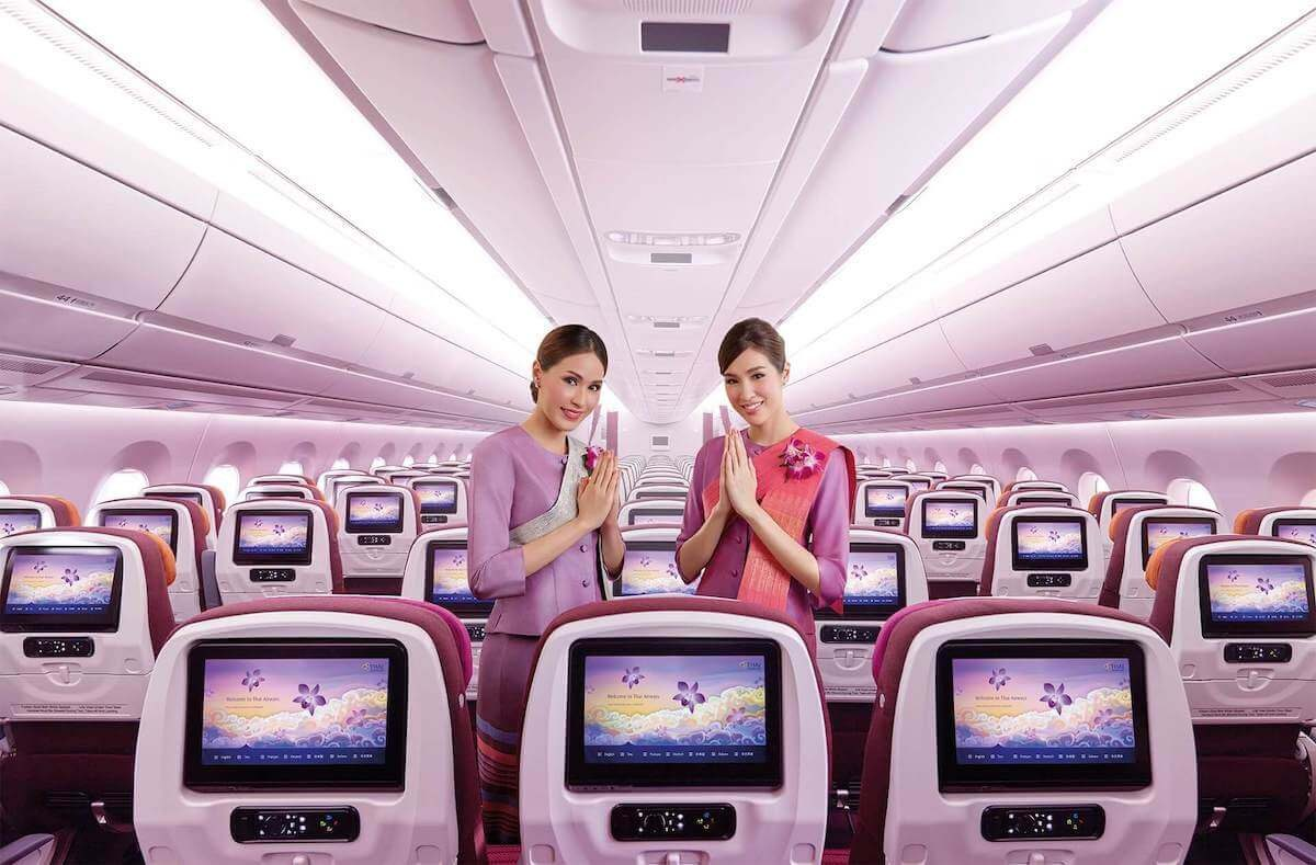Karry On - Thai Airways