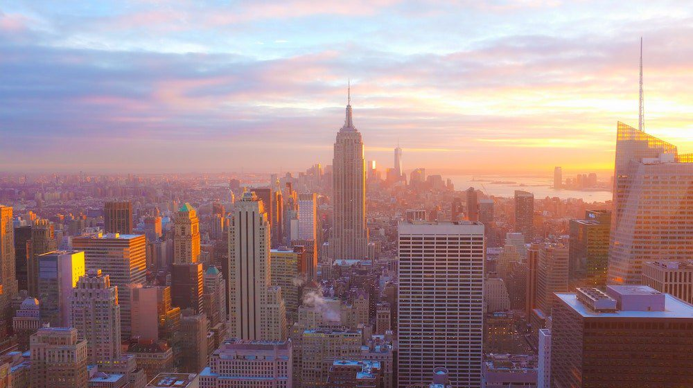 EPIC VIEWS: The Empire State Building Completes 102nd Floor Observatory