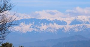 The Himalayas Are Visible Again Thanks To A Drop In Air Pollution