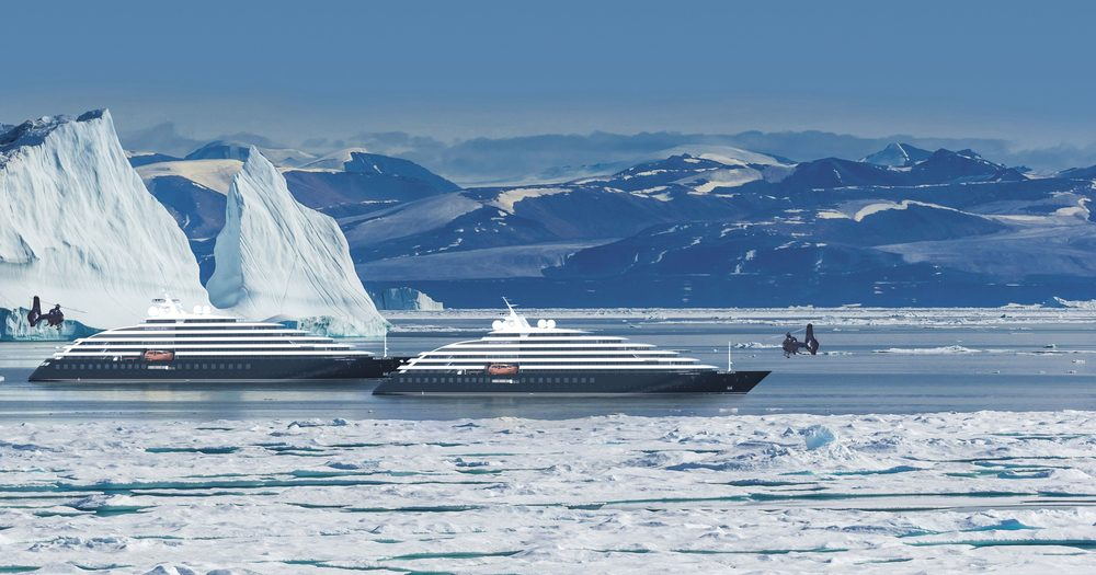 Exciting News: Construction Begins On Luxury Scenic Eclipse II