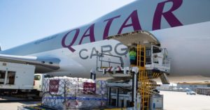 Kindness Counts: Qatar Airways Cargo Ships One Million Kilos For Charities